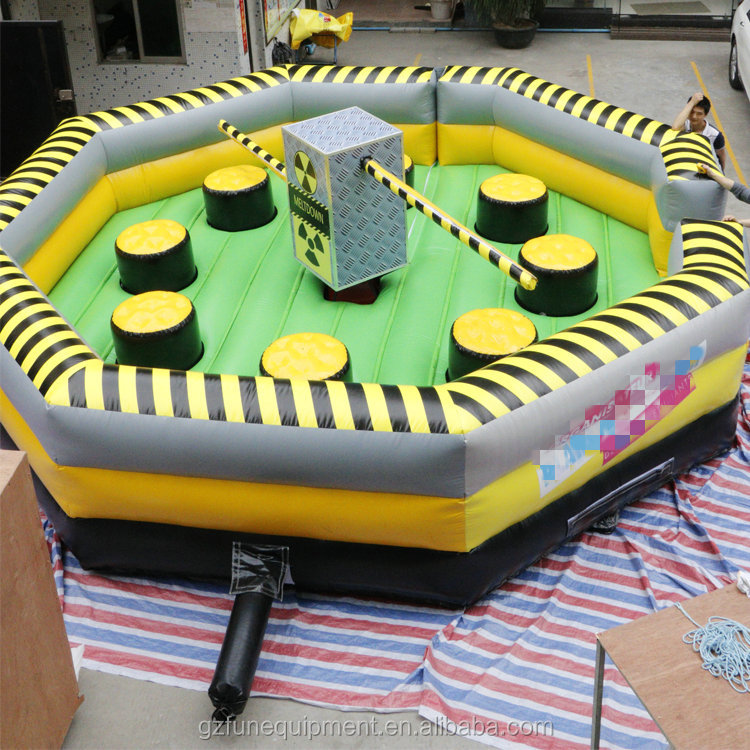 Sumo Football Set Wrestling Suits for Sale Castle Inflatable PVC