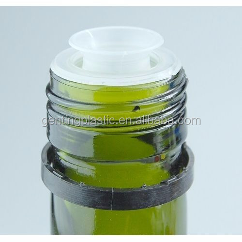 31-500 Black Pp Plastic Tamper Evident Pourer Caps - Buy Tamper Proof  Cap,Olive Oil Pourer Cap,Bottle Cap Pourer Product on Alibaba com