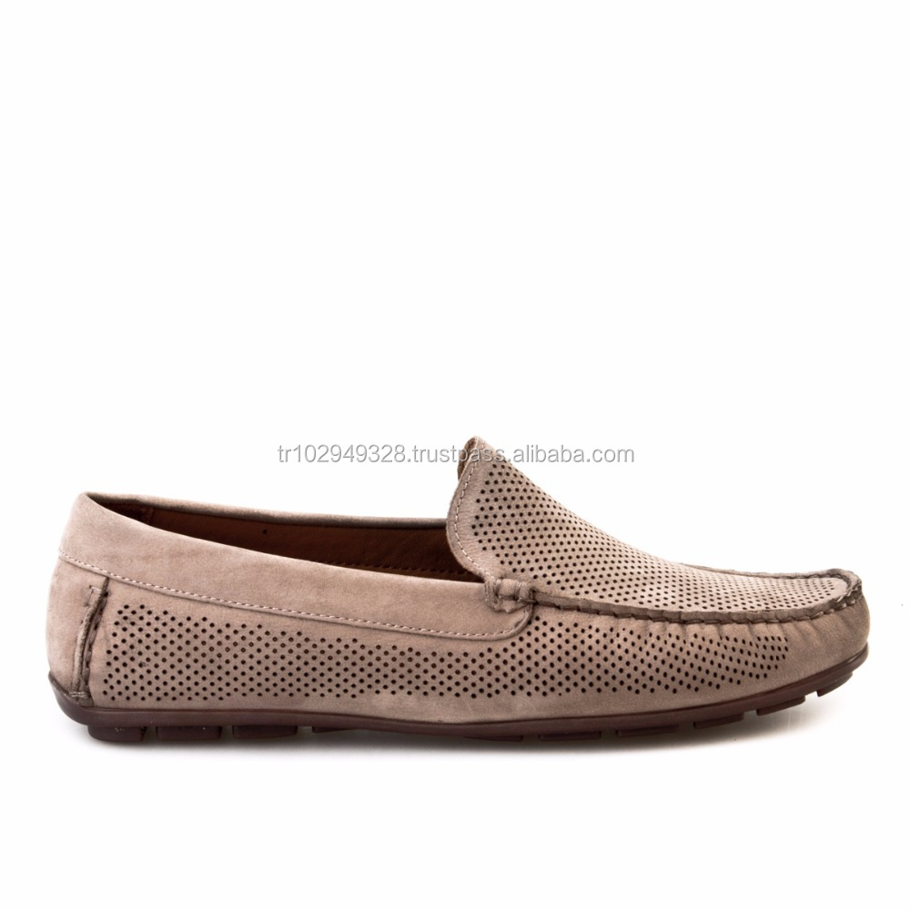 010M150B Leather Nubuck Men Shoes Loafer 6618Zq
