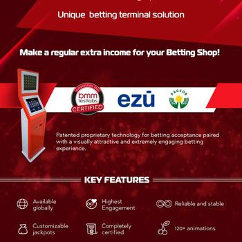 Real Events Betting System Terminal DAREBS