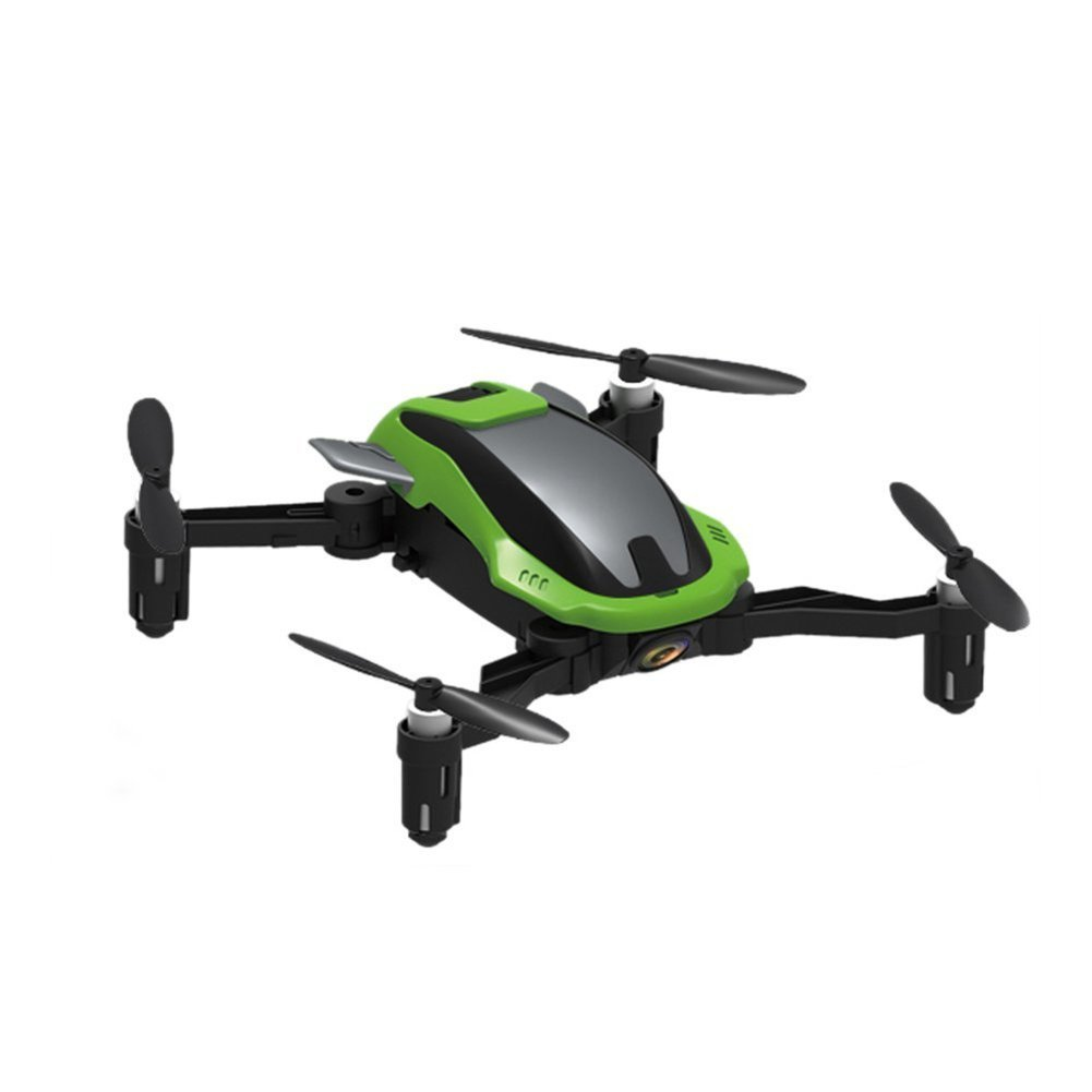 Samber Mini Foldable Drone Newest WIFI RC Aircraft 0.3MP FPV RC Quadcopter with HD Camera