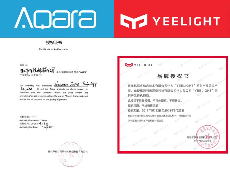 Fabriek Prijs Aqara Zigbee Infrarood Bewegingssensor Verlichting ...