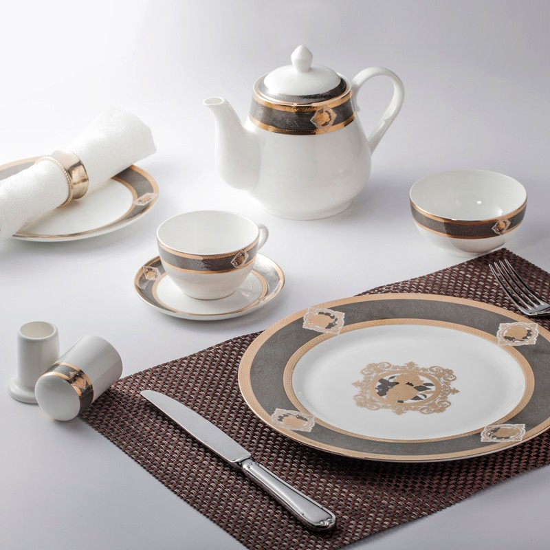 Top bone china cup set factory for restaurant