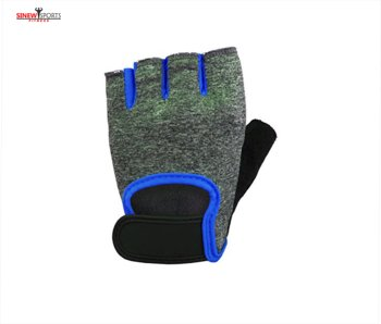 Durable neoprene fitness gym workout weightlifting bodybuilding pull ups gloves with wrist straps
