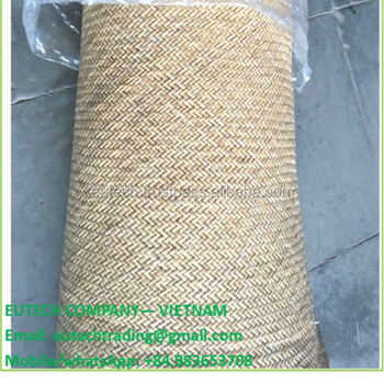 Bleached Rattan Webbing Cane For Furniture Made In Vietnam Best