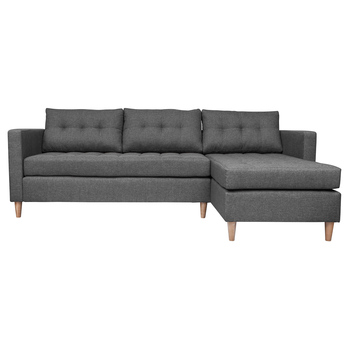 Corner Sofa Bed With Storage Vicky Footstool