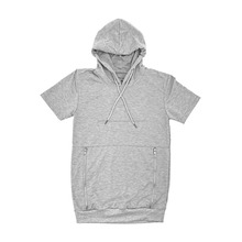 tall t-shirts with hood