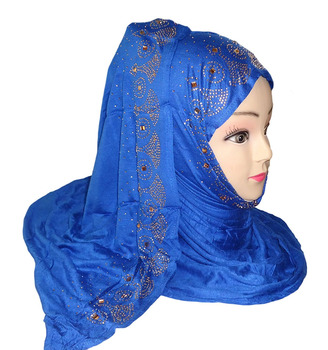 Party Wear Embroidery Scarf 2017 / Latest Evening Daily Wear Scarf Hijab (scarves scarf stoles hijab)