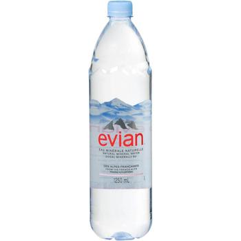 Evian Natural Spring Super Water 24pack