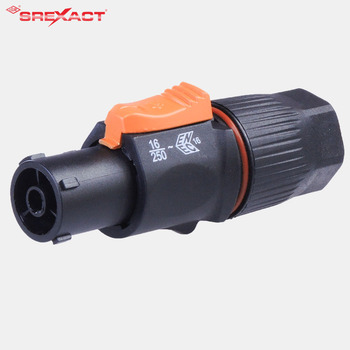 IP65 waterproof 16A female powercon new product