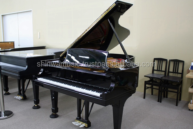 Used STEINWAY & SONS Grand Piano B-211 made in 1980, NY [YAMAHA special agent in Japan]
