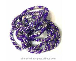 Nepal Glass Bead Bracelets Wholesale Glass Beads Suppliers Alibaba
