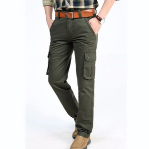 New style factory manufactured men cargo pants/working pants