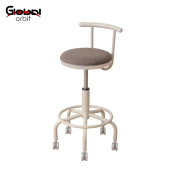 Incredible Adjustable Height Movable Studio Footrest Kitchen Swivel Bar Chair With Wheel Buy Bar Chair With Wheel Kitchen Swivel Chair Kitchen Bar Chair Pabps2019 Chair Design Images Pabps2019Com