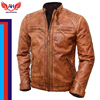 High Quality Man Leather Jacket 100% Genuine Lamb Skin Pakistan Leather Jacket