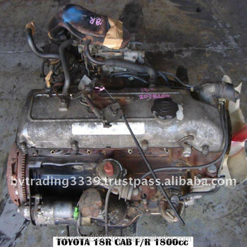 Used Engine From Japan Toy 18r Cs 4sp Carb - Buy Pajero Used Engines Jdm  Good Quality,Toyota 22r 20r Engine,Used 4d33 Engine Product on Alibaba com