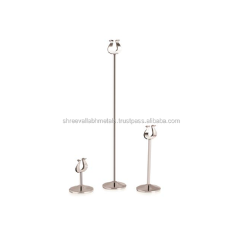 Stainless Steel Table Number Stands Buy Stainless Steel Table - Stainless steel table numbers