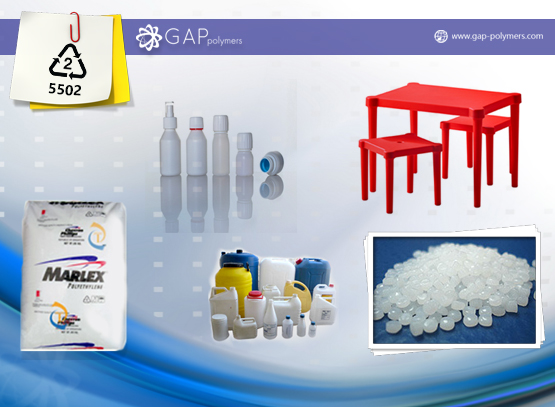 Hdpe - Hhm 5502bn - Marlex - Buy Ice Chests And Coolers,Household And  Industrial Chemical Containers,Food Packaging And Pharmaceuticals Product  on