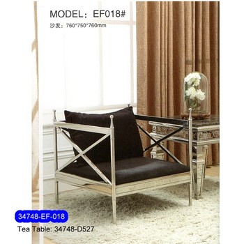 Hot sale Stainless Steel Sofa Set 34748-EF-018