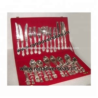 Silver Plated Cutlery Set, Restaurants Cutlery Set