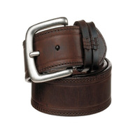 Leather Belts with removable buckle
