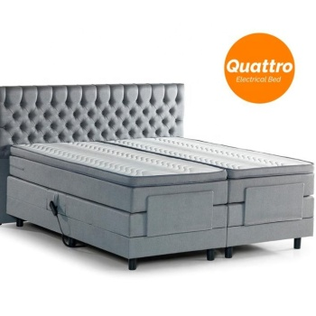 Quattro Electrical Box Spring Bed