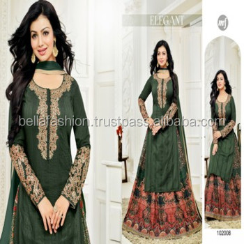 Latest Pakistani Beautiful Bridal Wedding And Party Wear Single