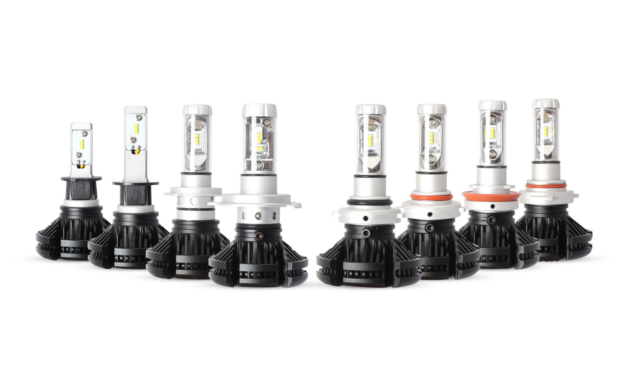 X3 led headlight bulbs