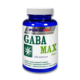Nervous tension reduction dietary supplement GABA MAX in capsules