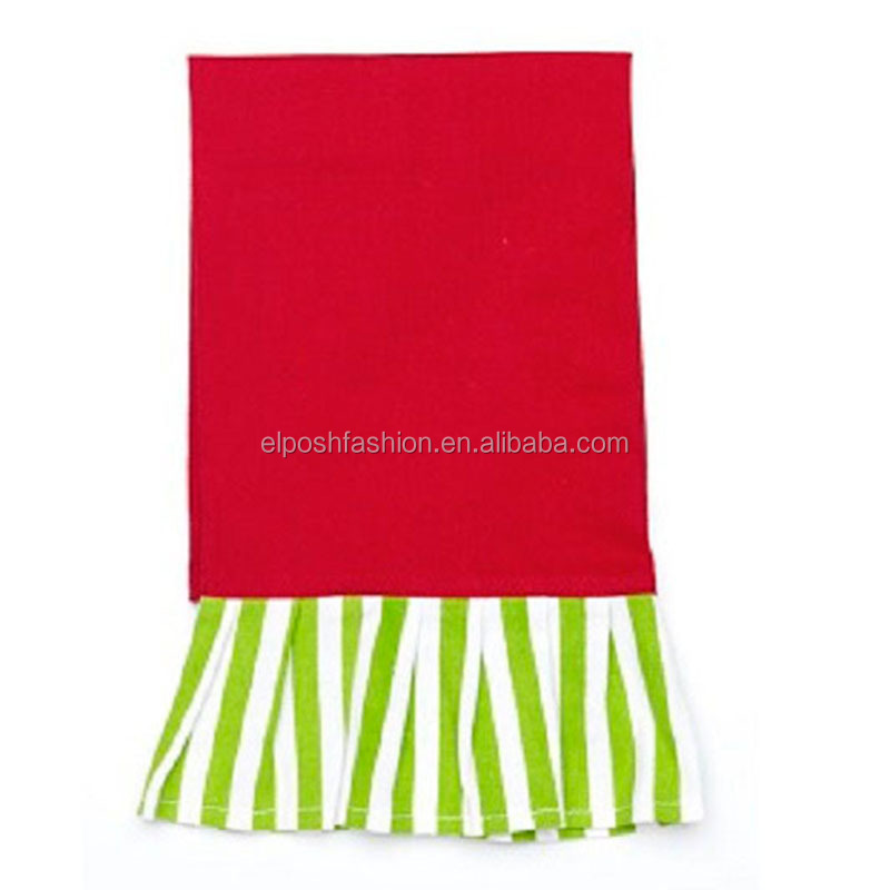 Wholesale Personalized Christmas Cheap Kitchen Towel