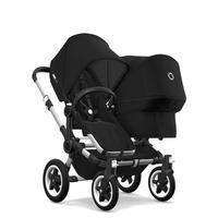 Christmas swift delivery for _NEWLY DESIGNED_ Bugaboo Fox Complete Stroller in Blue MElange Blue Melange