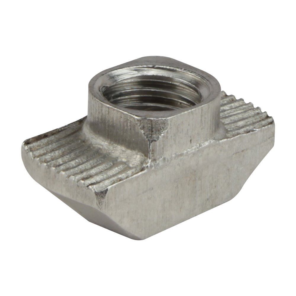 Drop-in T-Nut M6 X 1.0 10 Pack 13119 80//20 Inc 40 Series