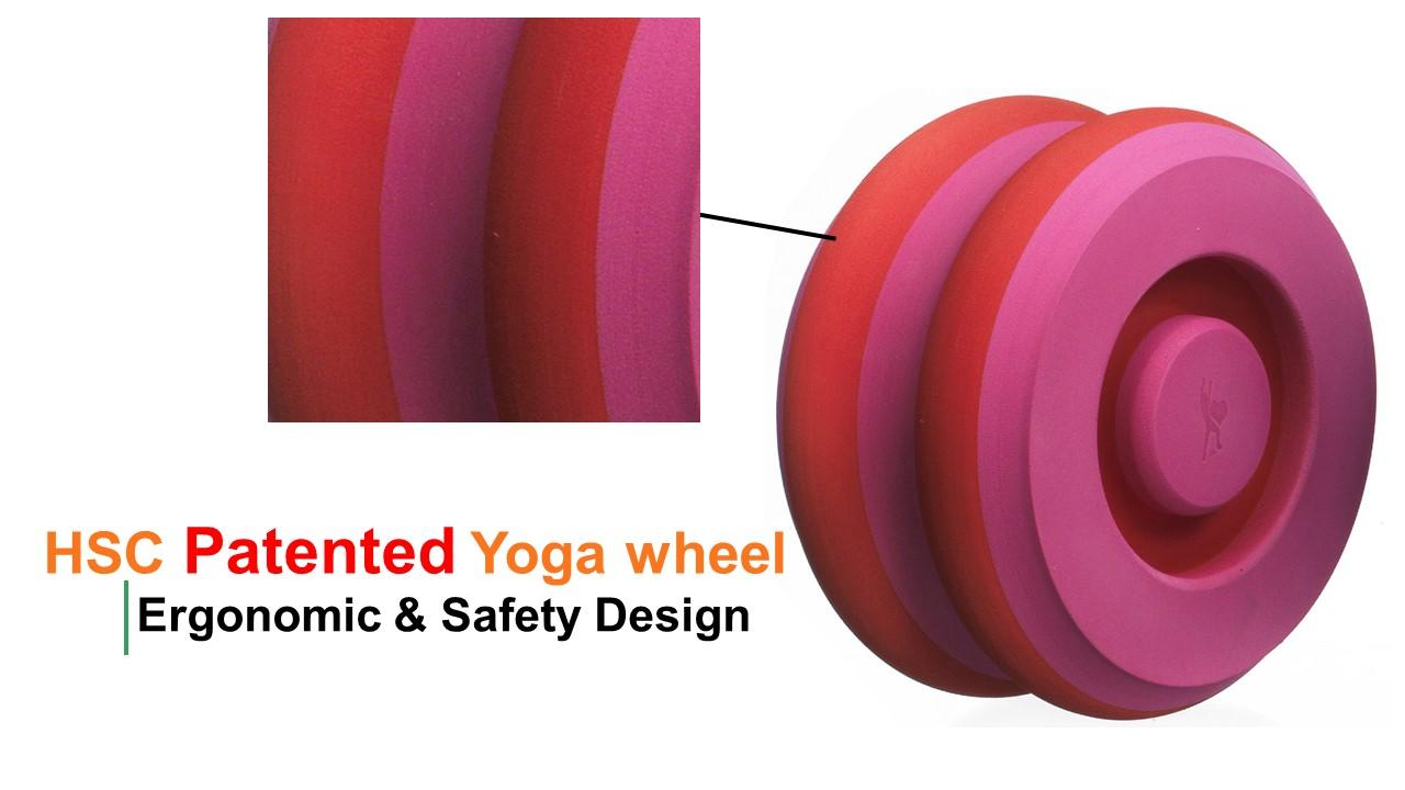 Palestra di casa portatile anti virus di Sport eco-friendly di yoga stuoia pieghevole stuoia di yoga
