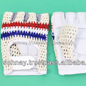 Knitted Crochet Cycle Bicycle Gloves