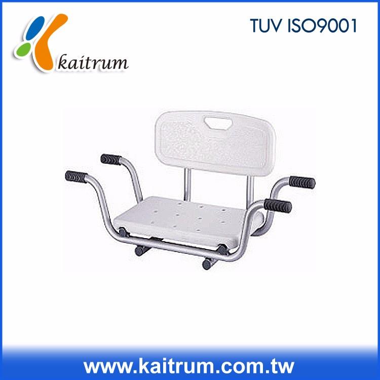 Bad Sicherheit U Form Rückenlehne Und Armlehne Bad Stuhl Badewanne Sitz -  Buy Badewannensitz,Bad Stuhl,Erwachsene Badesitz Product on Alibaba.com