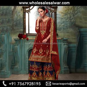 9aca06d003 Pakistani Palazzo Wholesale, Palazzo Suppliers - Alibaba