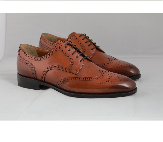 leather in made genuine men dress shoes Vietnam qSWUSAf