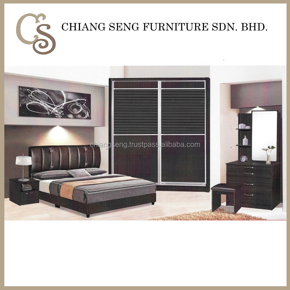 Modern Furniture Master King Size Bed Set Bedroom Set 3 Buy King