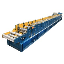 ISO Waterdichte Collection Gutter Panel Koud Roll Forming <span class=keywords><strong>Machine</strong></span>