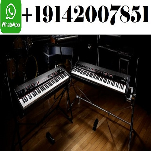 Muzikale Korg D1 88-Key Digitale Stage Piano met Pedaal