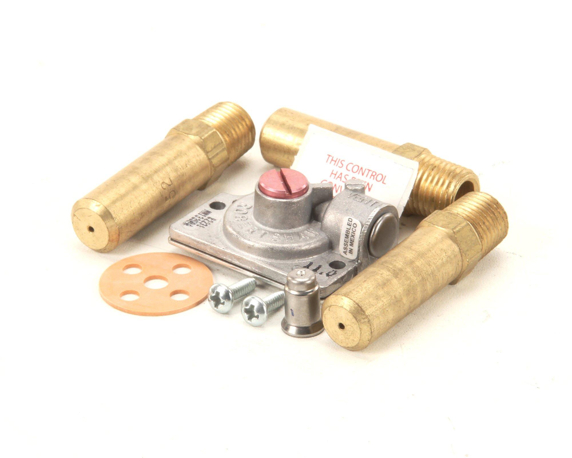 APW Wyott 390233 Natural Gas To Liquefied Petroleum Conversion Kit