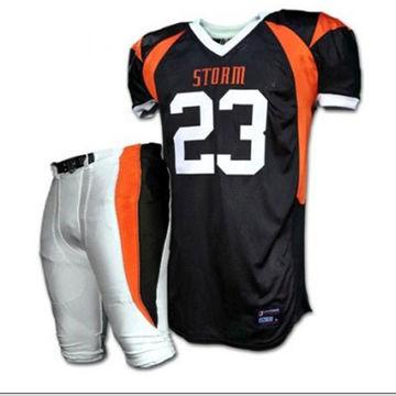 jersey american football