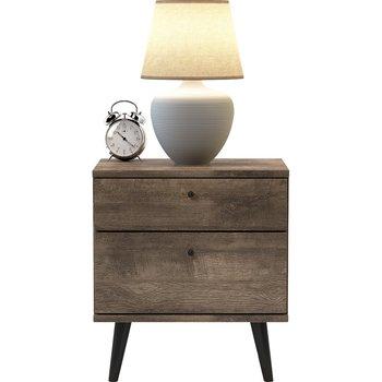 Modern Decor Scandinavian Bedside Bedroom Furniture Set Design View Sanfurni Product Details From Ud Raya On