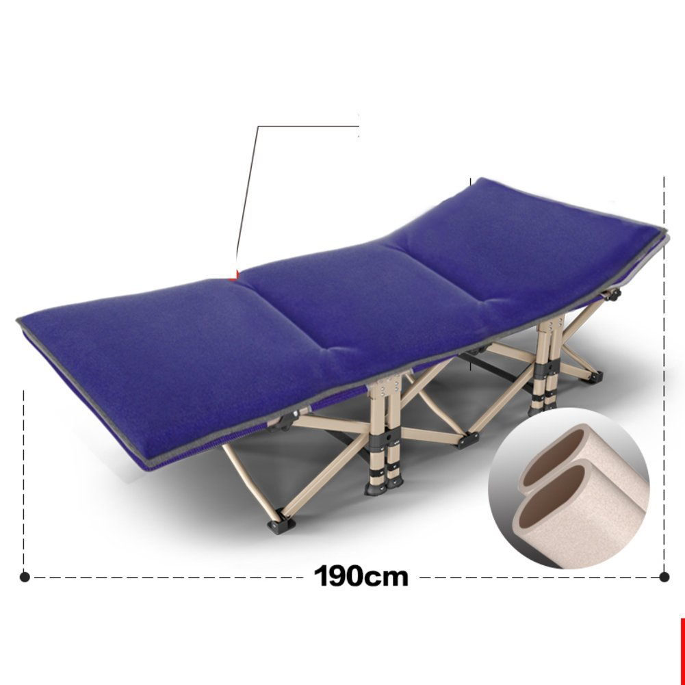 Folding Bed/Nap Bed/Single Lunch Bed/Office Chair/Single Bed/Simple Bed/Camp Bed/Portable Folding Bed-Q