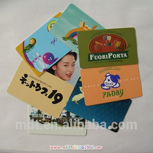 Customized brand name memory game learning cards for child