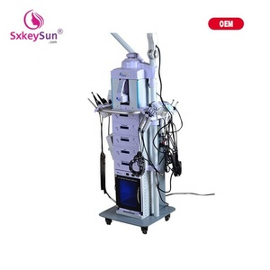 High quality Multifunctional 19 in 1 used spa multifunction facial machine beauty equipment