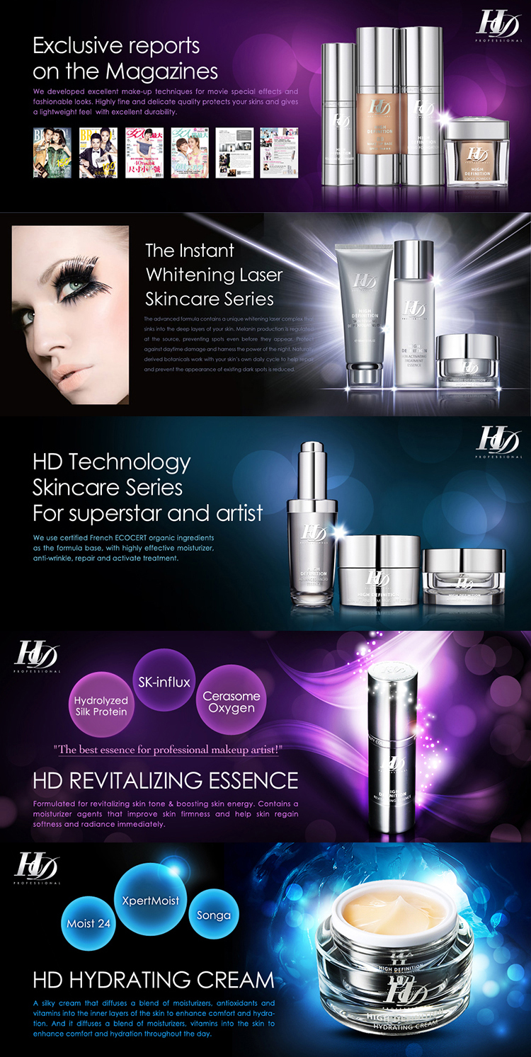 FLY UP best professional cosmetics makeup for sale