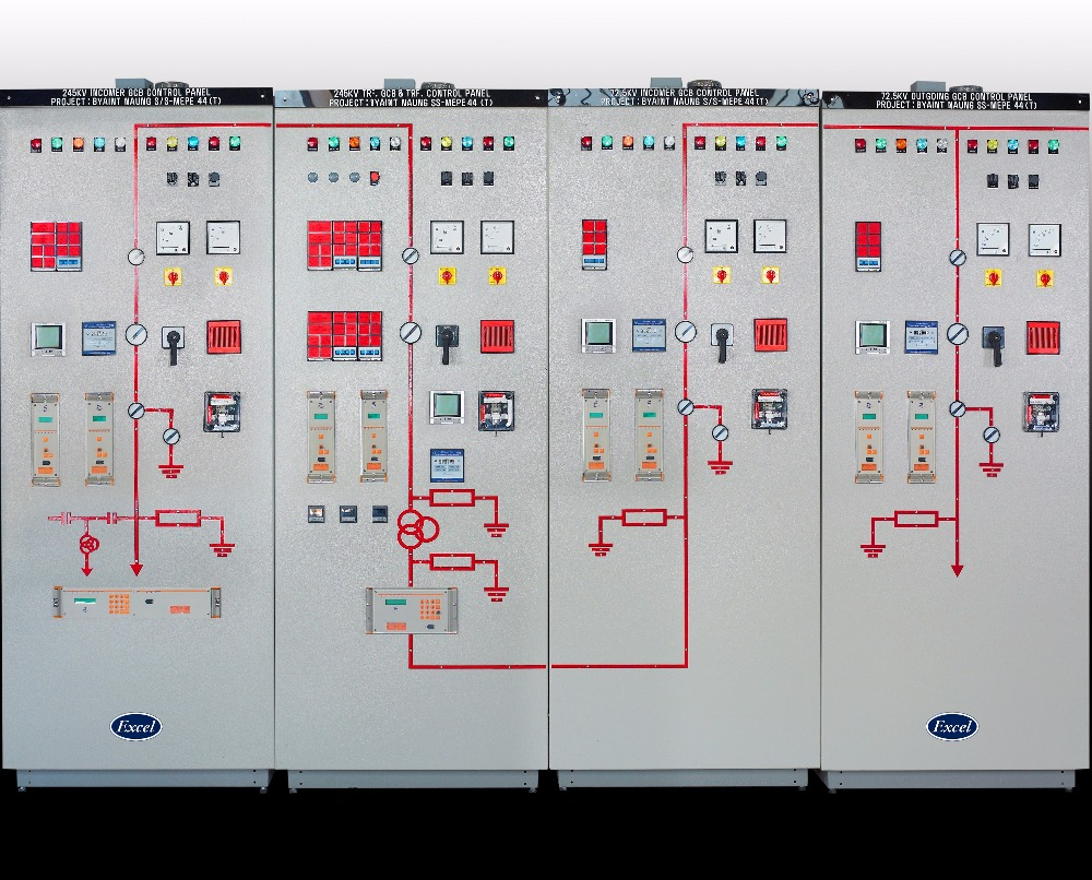 India Electric Relay Manufacturers And Electrical Panel Suppliers On