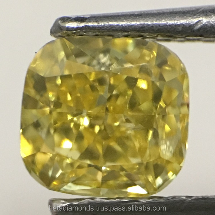 1.01 Ct. Shape Loose Diamonds Natural Diamond Yellow SI2 GIA