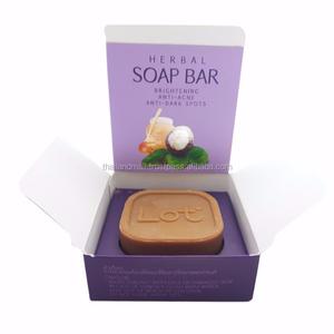 Thai Good Quantity Mangosteen Honey Herbal Soap Bar 40 grams from Thailand  Mall